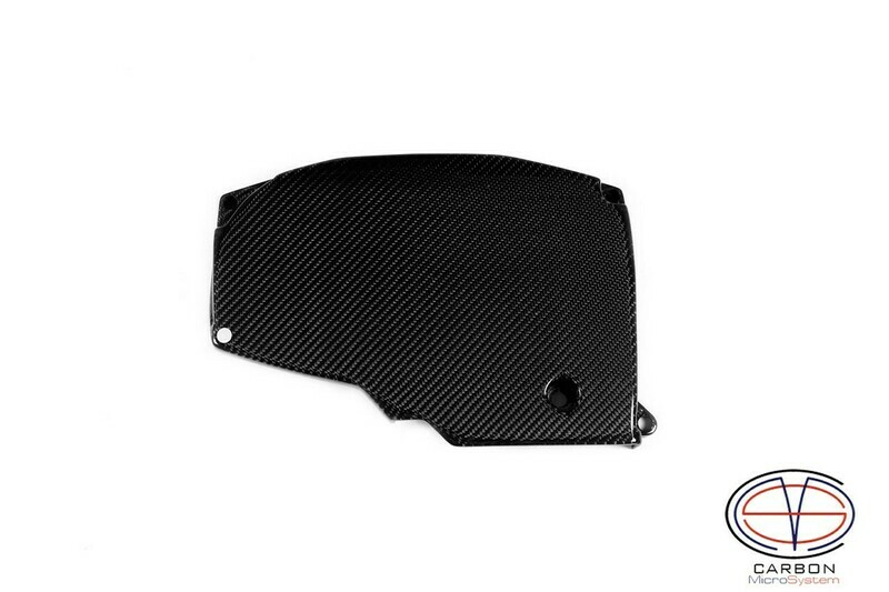 Timing belt cover from Carbon Fiber for 3S-GE - 3S-GTE engine (Gen2)