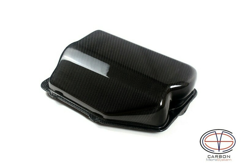 Carbon fiber 4a-ge Intake Air Surge Tank (modified)