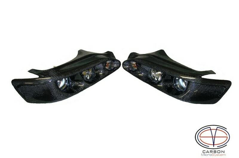 Sport headlights for TOYOTA Levin/Trueno AE111 from Carbon Fiber