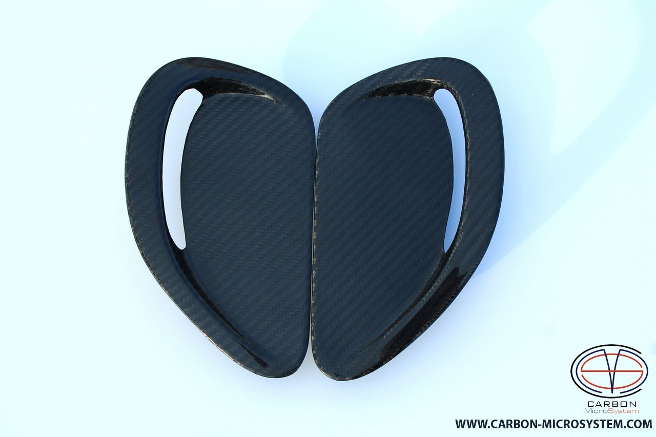 Inserts in hood from  Carbon fiber for TOYOTA Celica ST 182, ST 183, ST 185 GT4 2016-5