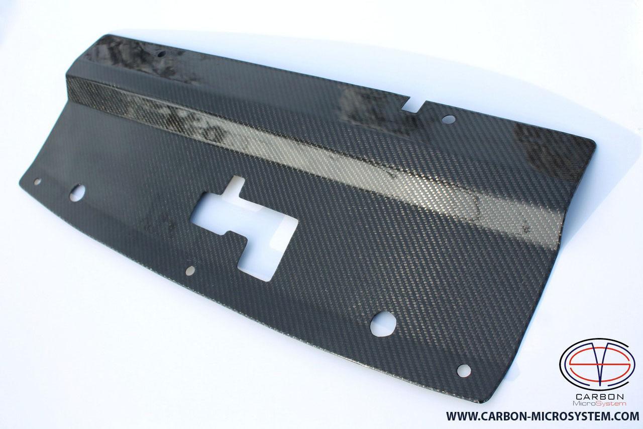 Radiator cooling panel from Carbon Fiber for TOYOTA Celica  ST 182, ST 183, ST 185 GT4 2015-3