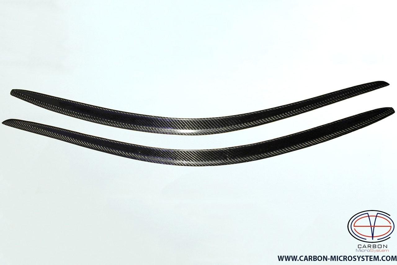 Window Wind - Rain Deflectors from Carbon Fiber for TOYOTA Celica  ST 182, ST 183, ST 185 GT4 2015-2