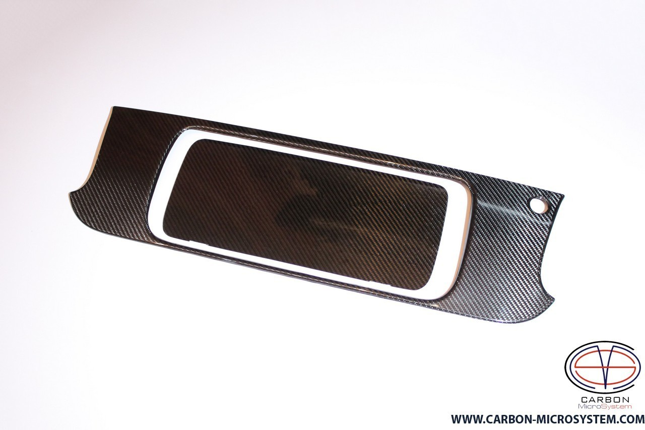 Number panel surround from Carbon Fiber for TOYOTA Celica ST202, ST205, GT4 2016-6