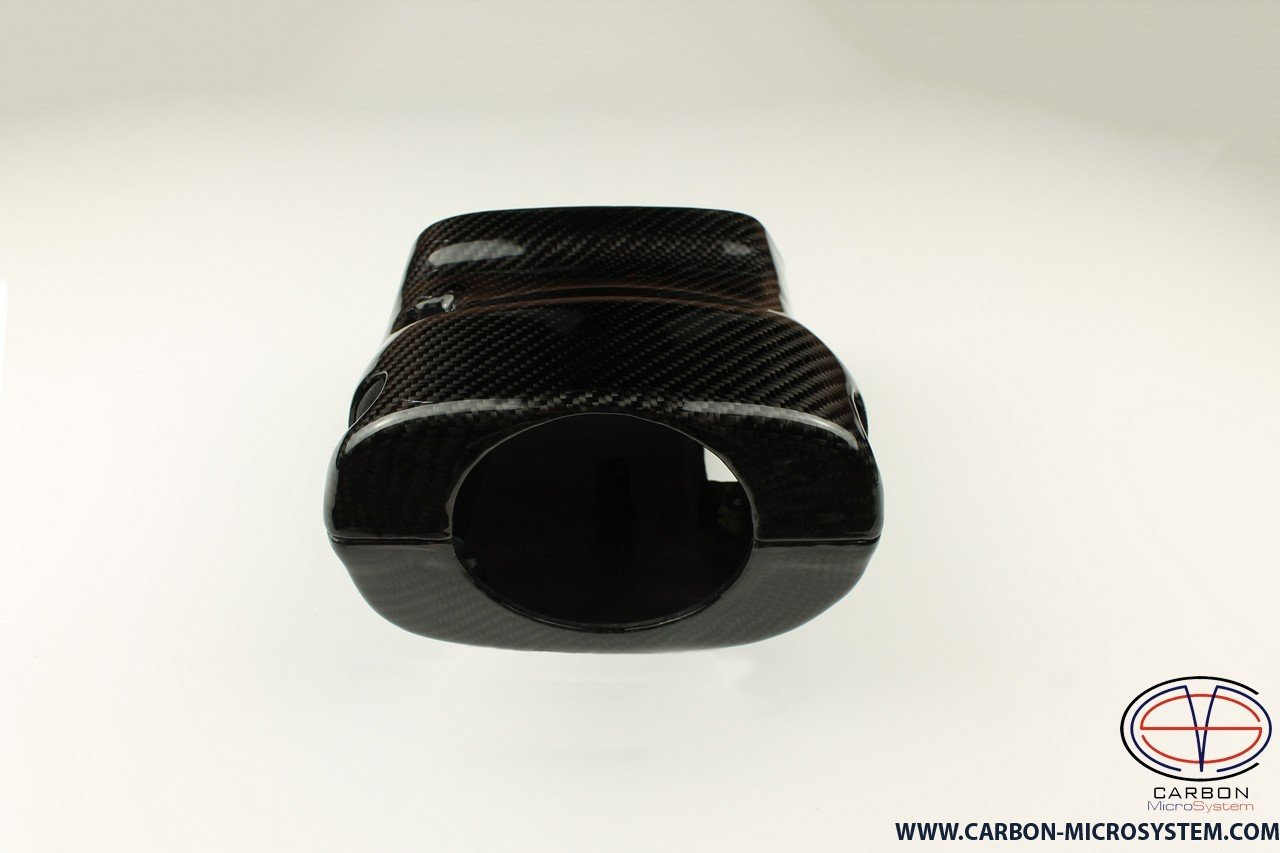 Carbon Fiber Steering Column Cover