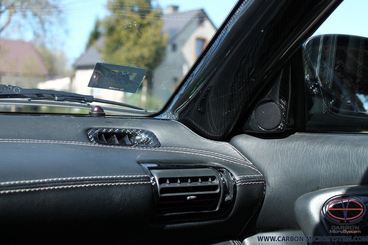 Celica Carbon fiber Interior