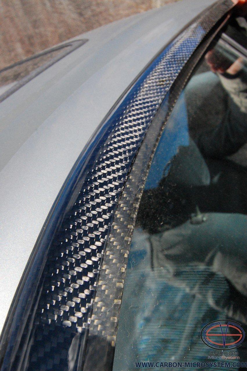 Carbon fiber Wind deflectors for Levin