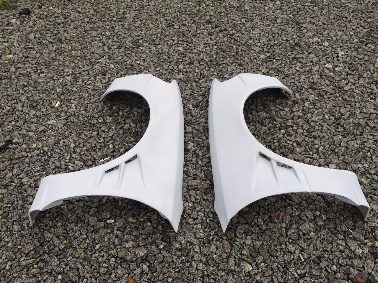 Front wings for TOYOTA Levin/Trueno  Fibreglass