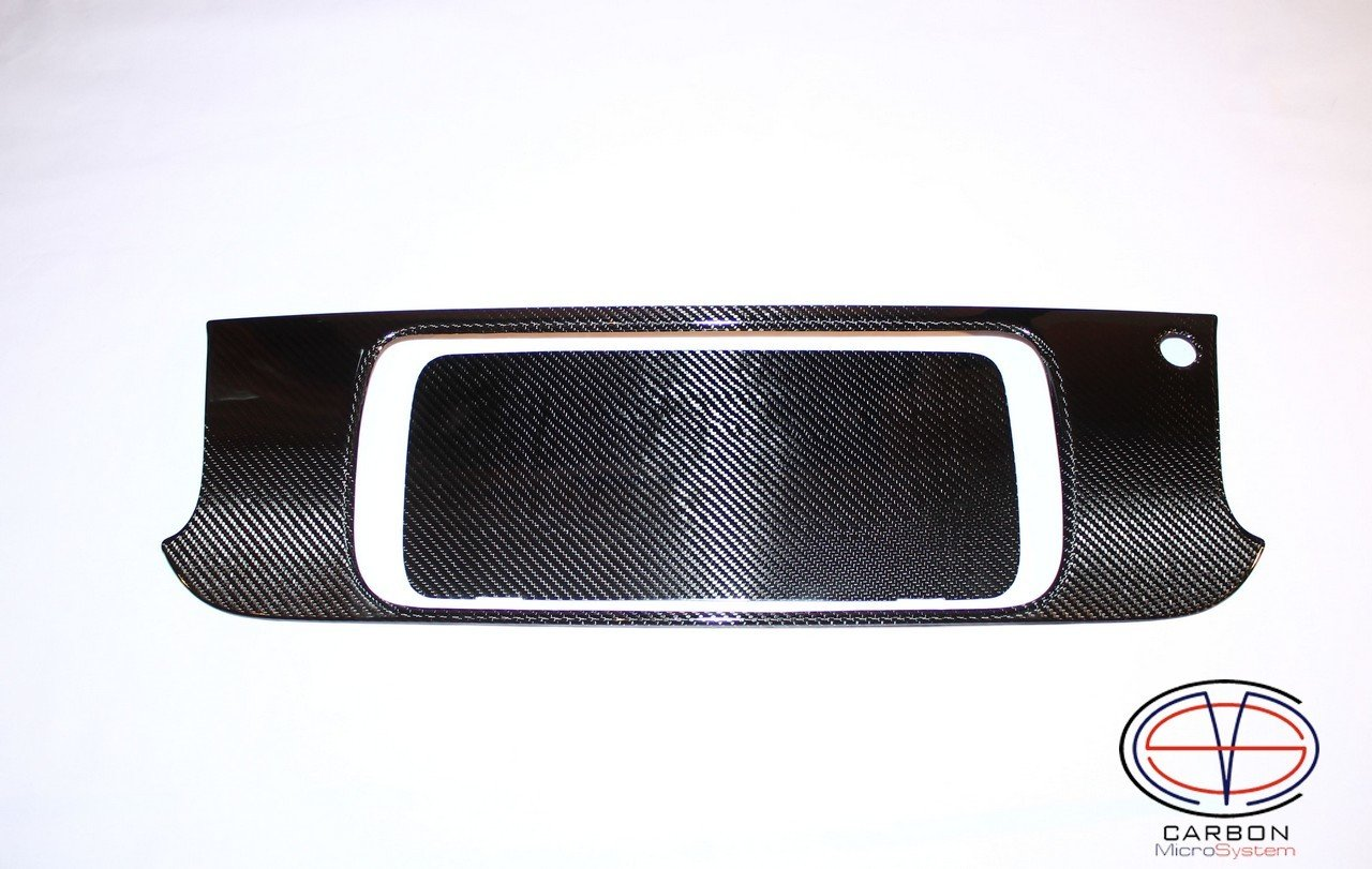 Number panel surround from Carbon Fiber for TOYOTA Celica ST202, ST205, GT4