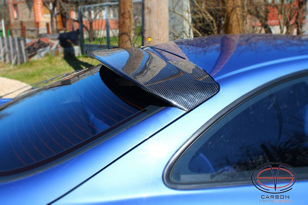 Rear roof Spoiler from Carbon Fiber for TOYOTA Celica ST205 GT4