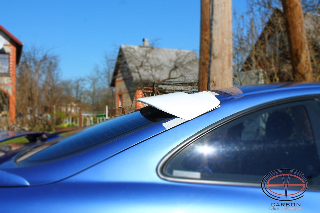 Rear roof Spoiler from Fiberglass for TOYOTA