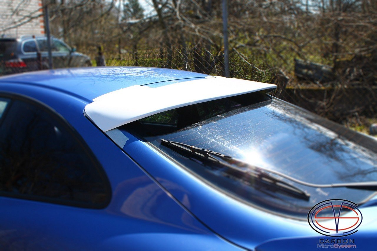 Rear roof Spoiler from Fiberglass for TOYOTA Celica AT200