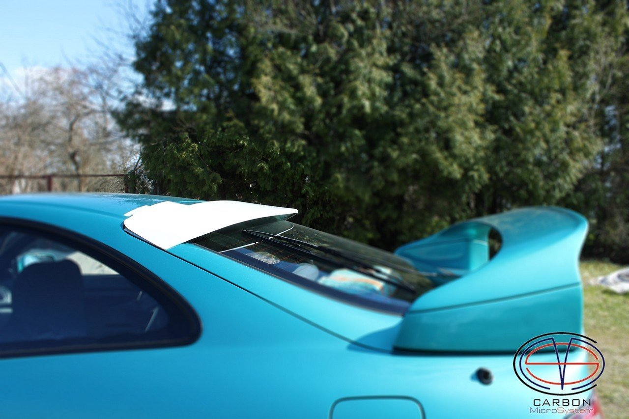 Rear roof Spoiler from Fiberglass for TOYOTA Celica AT200 ST202