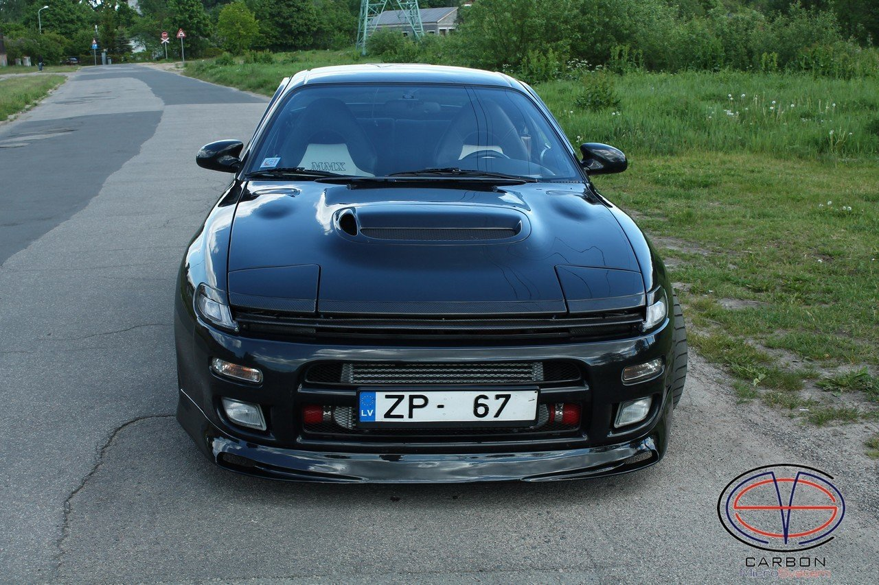 TOYOTA Celica ST 185 GT4