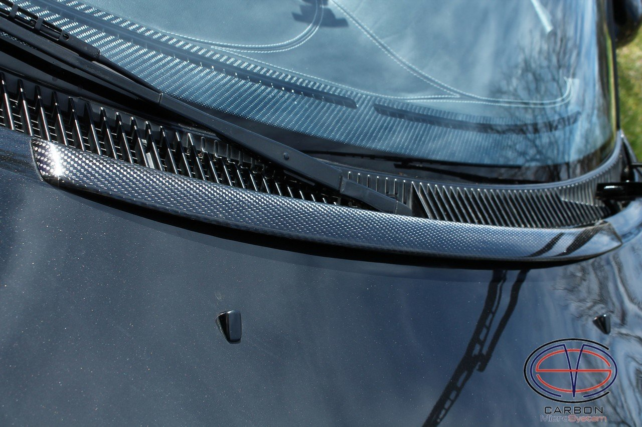 Bonnet spoiler from Carbon Fiber for TOYOTA Celica ST 182, ST 183, ST 185
