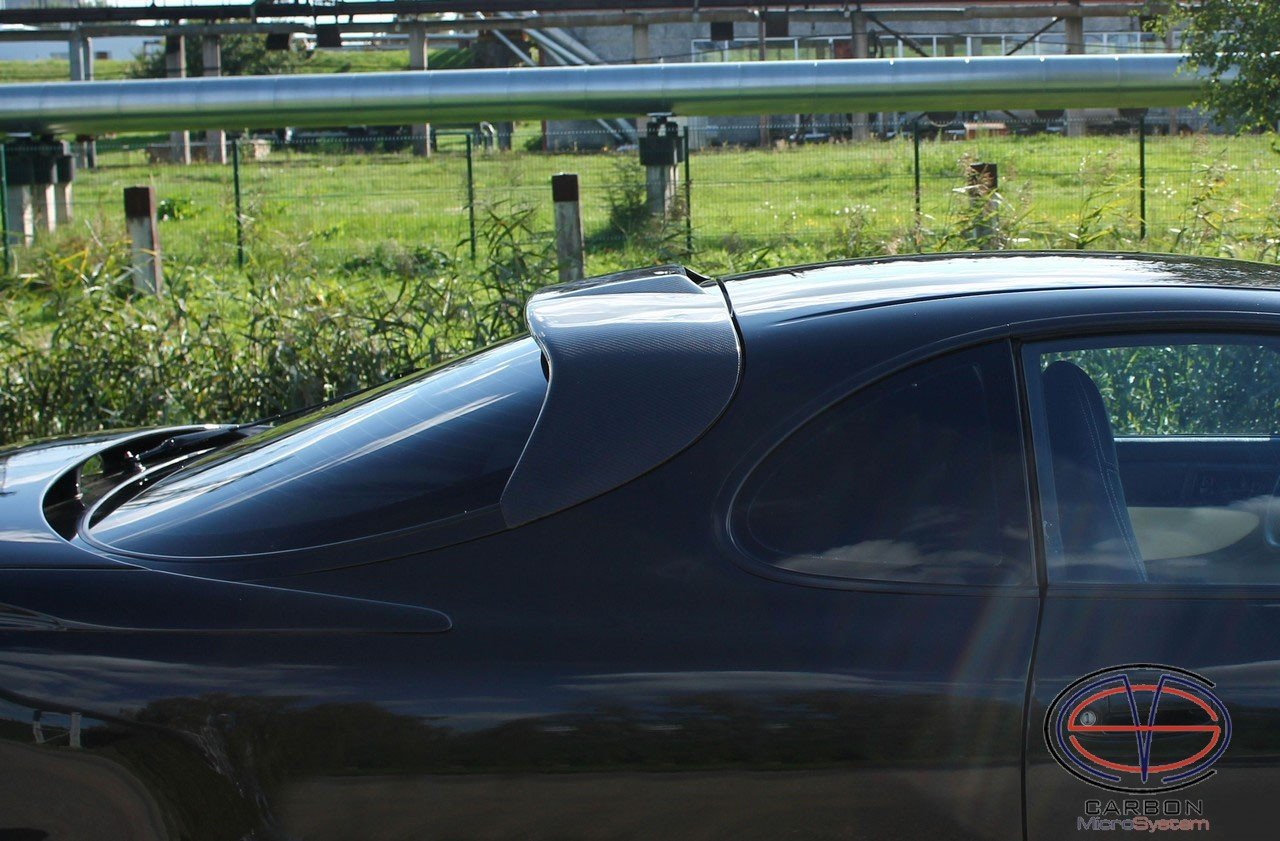 Rear roof Spoiler from Carbon Fiber for TOYOTA Celica