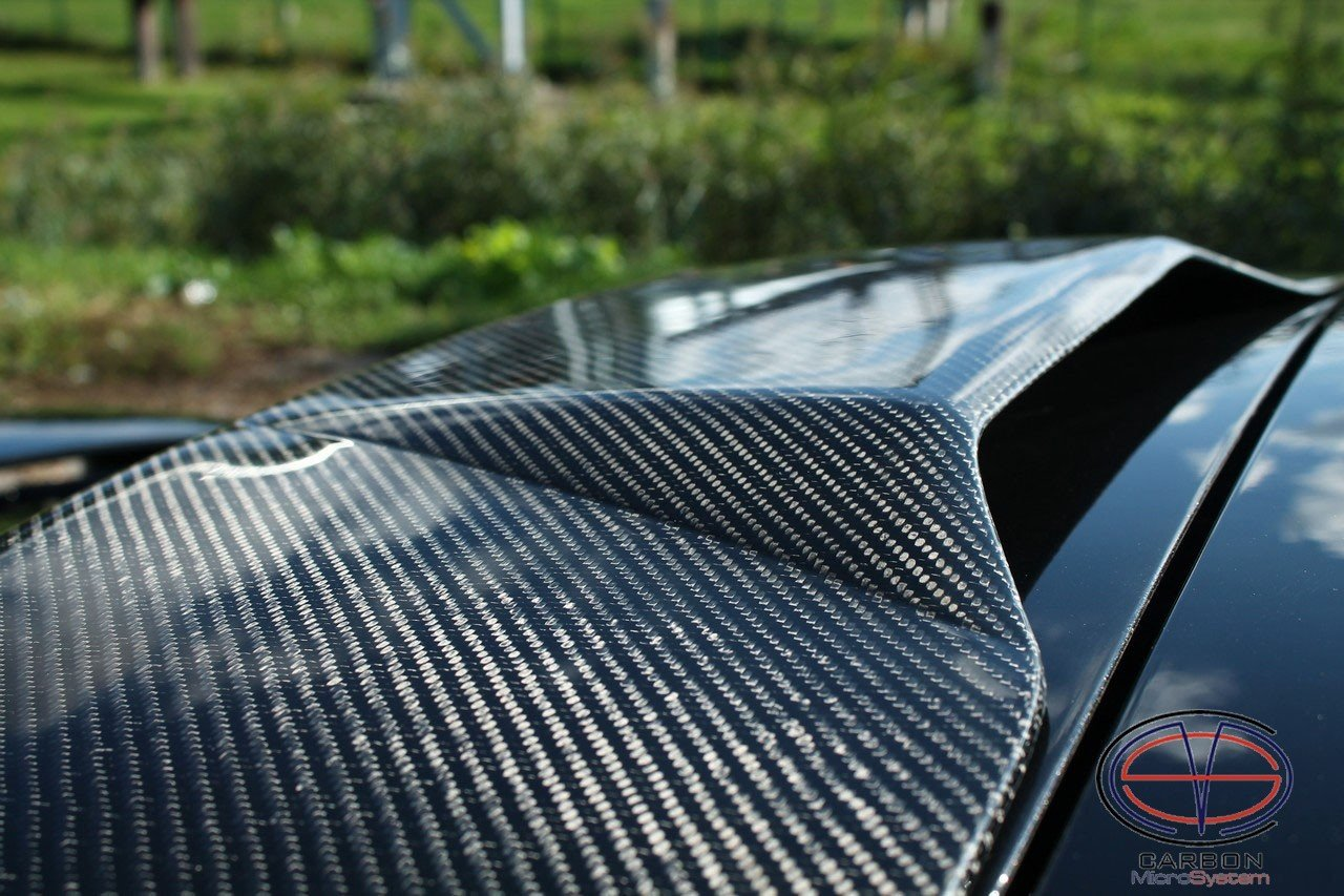Rear roof Spoiler from Carbon Fiber for TOYOTA Celica ST182