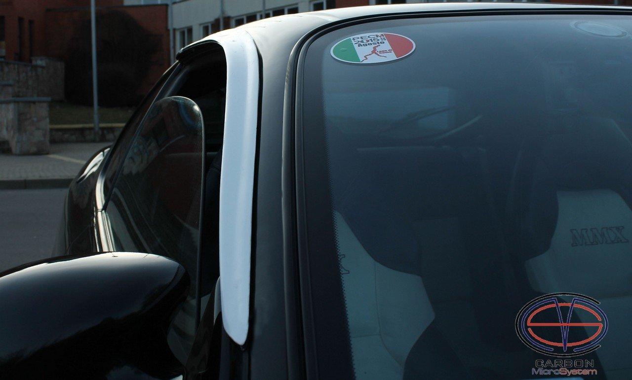 Window Wind Deflectors from FiberGlass for TOYOTA Celica ST185 GT4