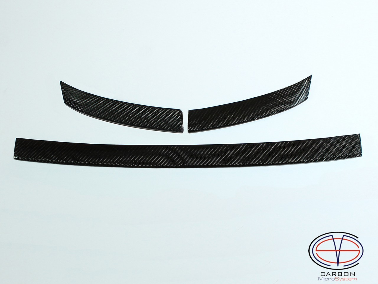 2 headlights trim and hood trim from Carbon Fiber for TOYOTA Celica  ST 182, ST 183, ST 185 GT4 2016-10