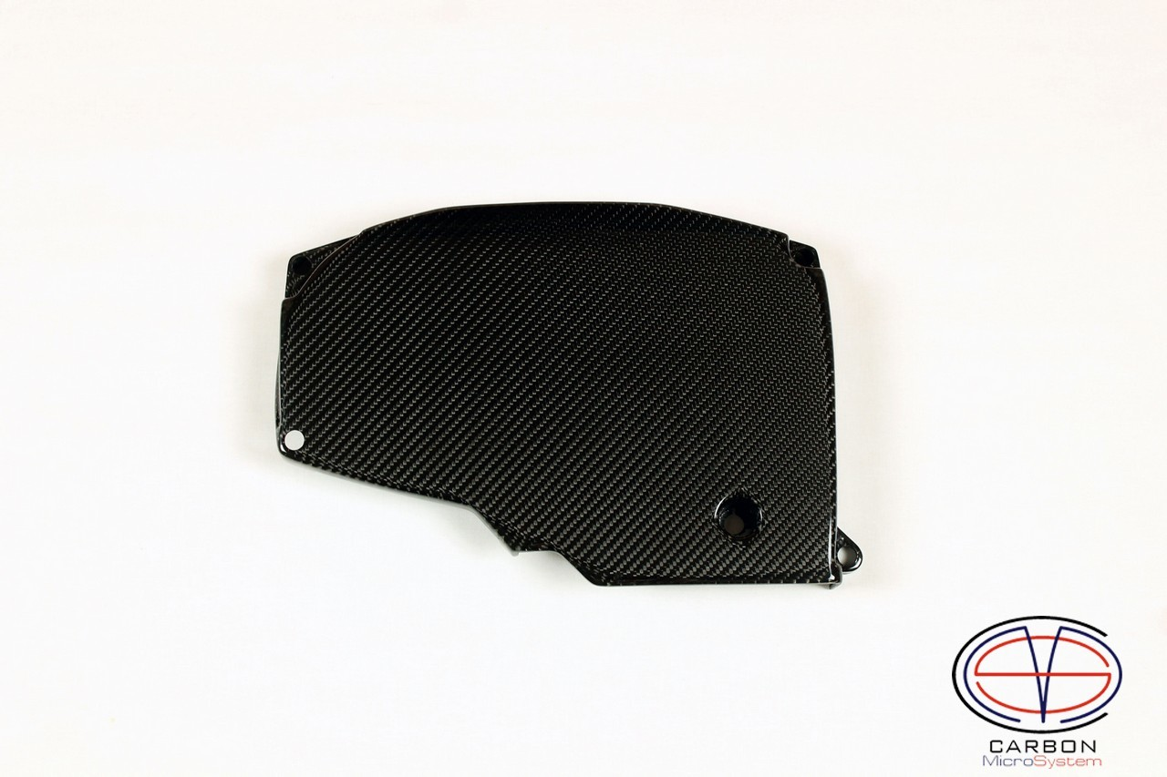 Timing belt cover from Carbon Fiber for 3S-GE - 3S-GTE engine (Gen2) 2018-14