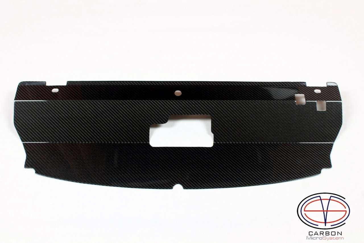 Radiator cooling panel from Carbon Fiber for TOYOTA Levin/Trueno AE110, AE111 2019-3