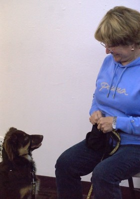 Well Trained Puppies Level I: Thursday,  03/05/20 at 6:15 PM (Seminar & 3 1-Hr Classes) Jeri Lynn, Instructor