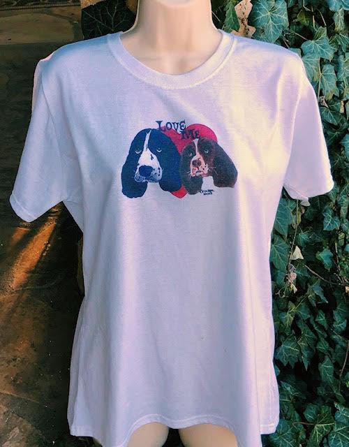 Love Me T-Shirt LMT-001