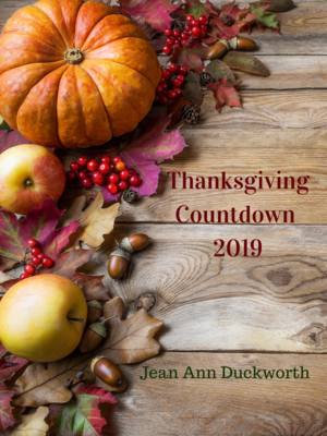 Countdown to Thanksgiving 2019