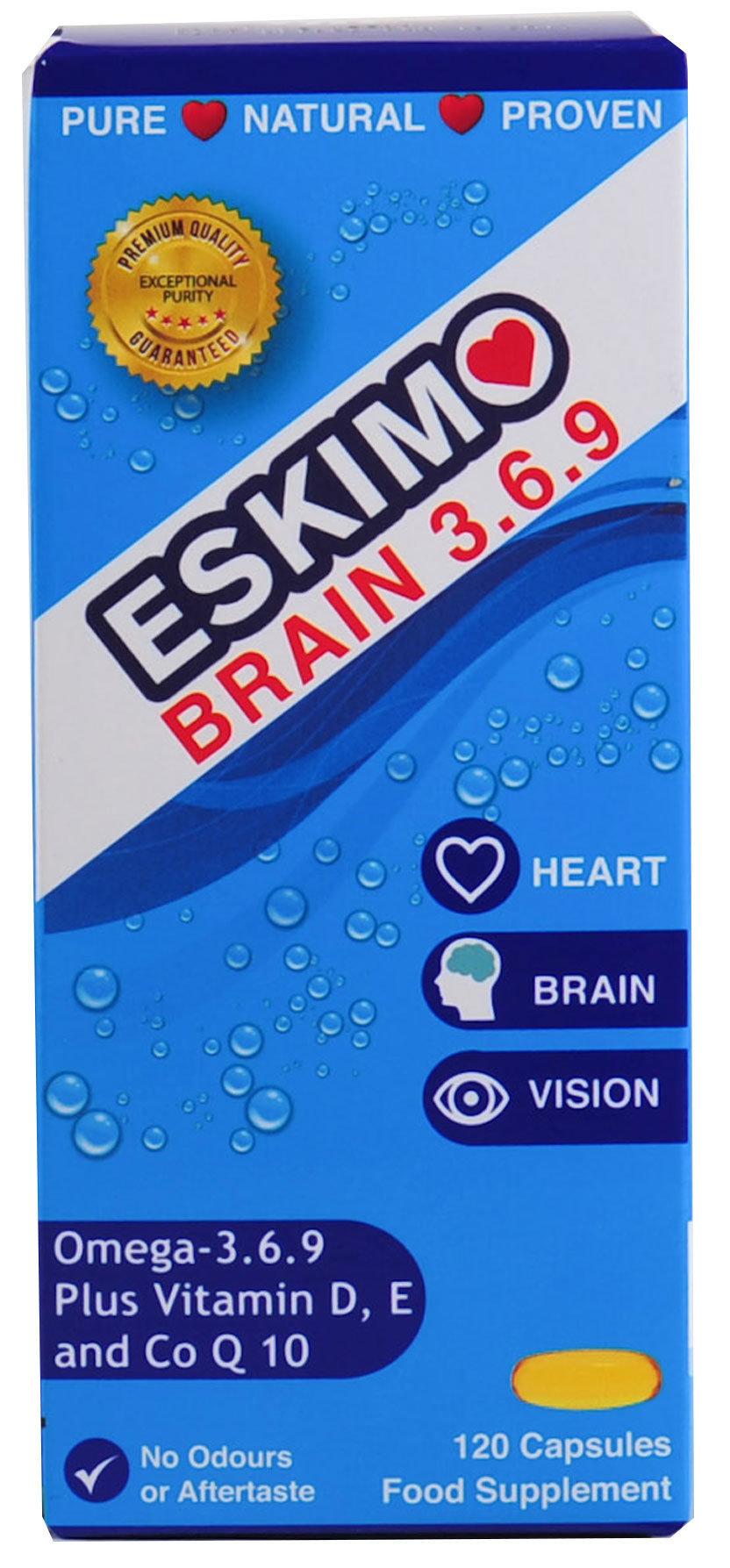 Eskimo Brain 3.6.9 - 120 Capsules 00003