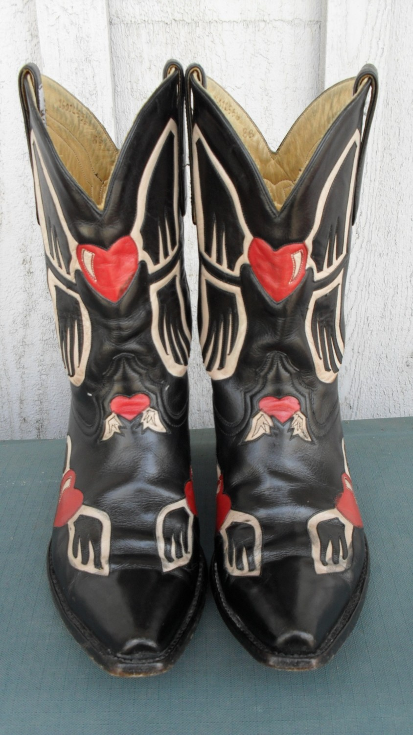 Hard to find Corazon Tony boots by Liberty Boot Company!