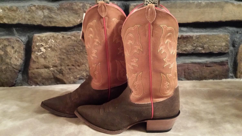 Justin Kick @## Boots!!