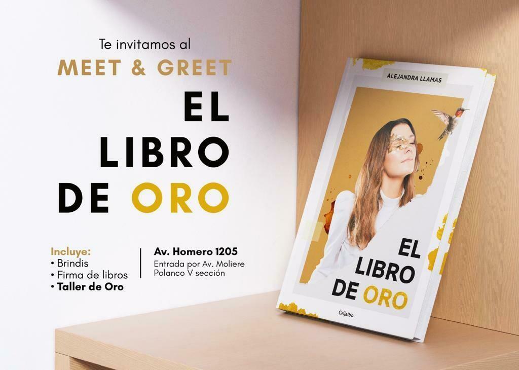 Meet & Greet con Alejandra Llamas