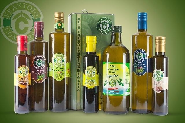 Olio Bio Riserva 3 foglie Gambero Rosso Latta 2 litri