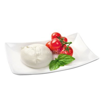 Mozzarella di bufala 100% 4 pz x 125 gr.