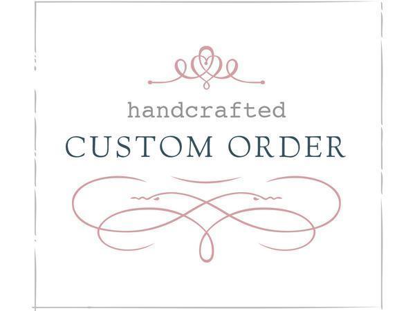 $35 Custom Order