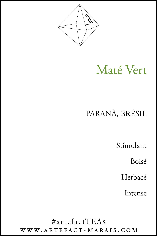 Mate Vert : Paquet de 150g T7000