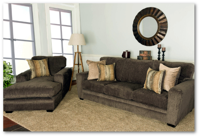 Haskell - Sofa and Chaise