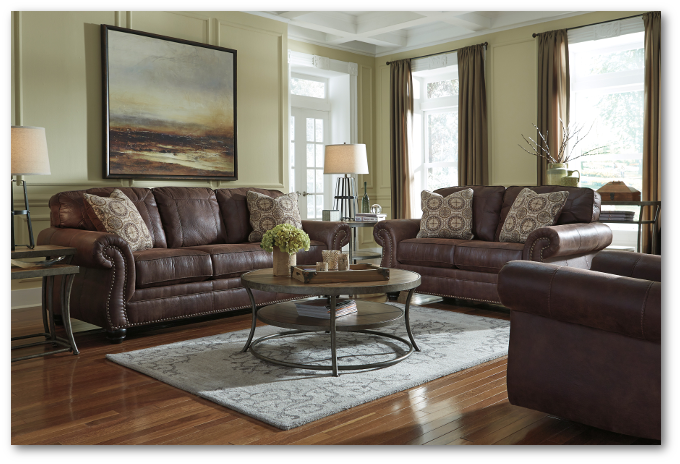 Breville - Sofa and Loveseat