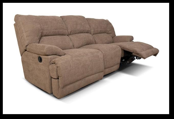 EZ Motion - Double Reclining Sofa