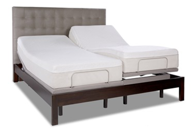 TEMPUR-Ergo Plus Adjustable Bed
