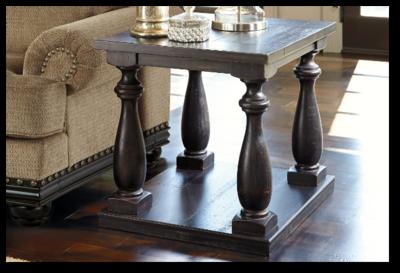 Mallacar - Rectangular End Table