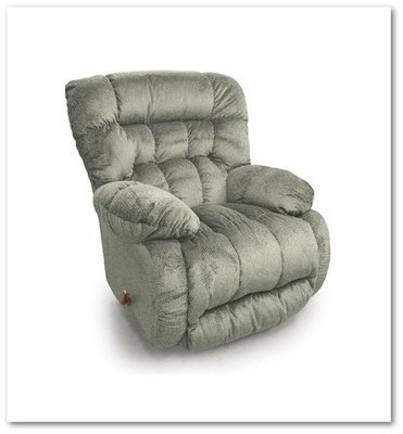 Plusher Collection - Swivel Rocker Recliner