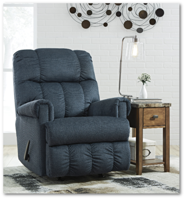 Craggly - Rocker Recliner