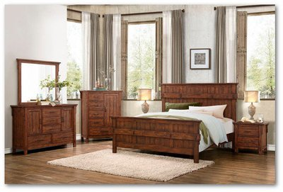 Terrace Collection  - Bedroom Set