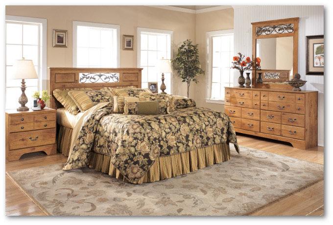 Bittersweet Collection -  Bedroom Set