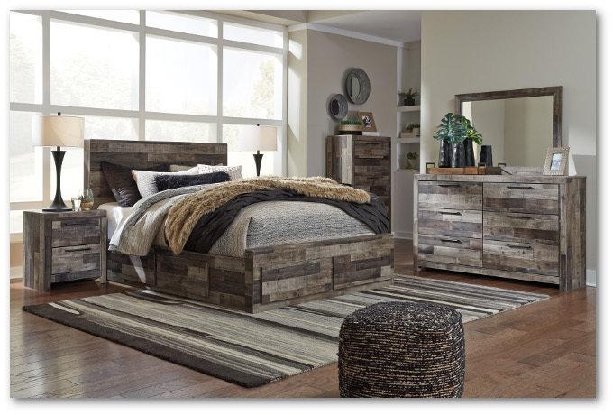 Derekson Collection - Bedroom Set