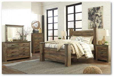 Trinell Collection - Bedroom Set