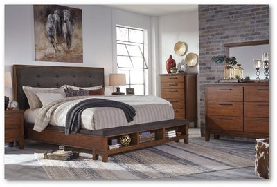 Ralene Collection - Bedroom Set