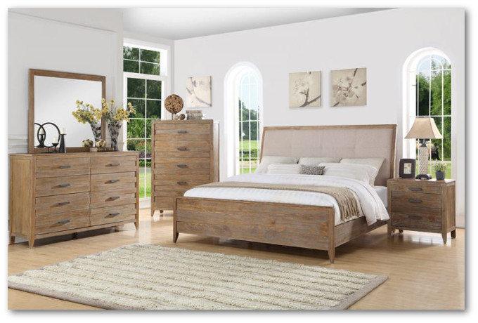 Torino Collection - Bedroom Set