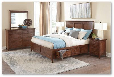 San Mateo Collection - Bedroom Set