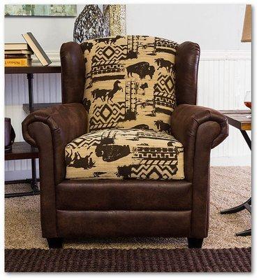 Riata - Wing Chair
